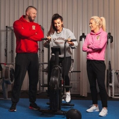 Personal training loughborough