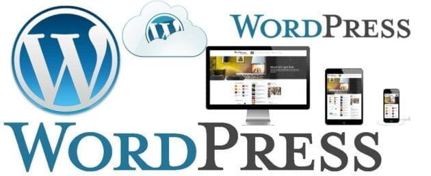 WordPress website design Leicester