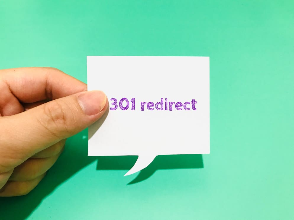 Review your redirects